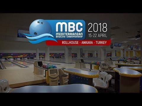 Mediterranean Bowling Championship 2018 - Men's Single - 6 Games