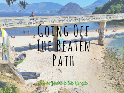 OFF THE BEATEN PATH - Bus From Rio de Janeiro to Niteroi