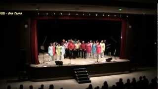 "Les Chorins chantent ""Trois francs six sous"" (Opa Tsupa)"