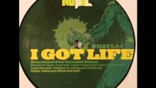 Kemetic Just feat Terrance Downs - I Got Life (DJ Spinna Galactic Soul Mix)