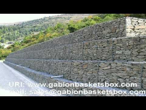 Gabion Basket Youtube