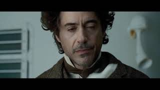 Шерлок Холмс  Игра теней Дорога к цыганскому табору Слежка за Альфредом Майнхардом