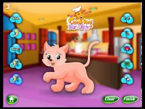 Permainan Memasak Ala Kucing - Mainkan permainan memasak kucing ...
