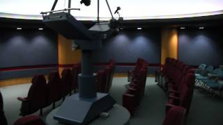 Planetarium Walkthrough: Nov. 19, 2012