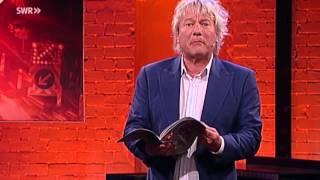 Jürgen Becker nerven Vernissagen | Spätschicht