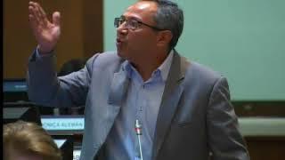 Augusto Espinosa - Sesión 476 - #ReformaLOES - Punto de información