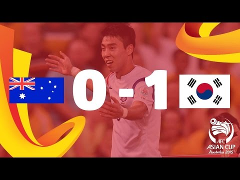 Australia vs Korea Republic: AFC Asian Cup Australia 2015 (Match 17)