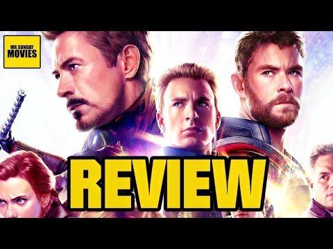 Avengers: Endgame Review (sticks the landing?)