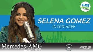 Selena Gomez Explains Why She Is Hesitant To Go On Tour | Elvis Duran Show