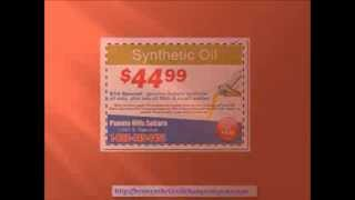 synthetic oil change coupons 10 off on synthetic oil change with synthetic oil change coupons