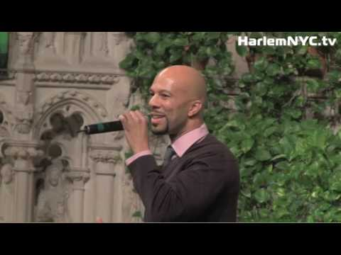 Rapper/actor Common speaks on greatness PART TWO