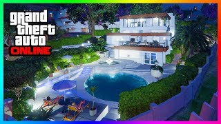 GTA ONLINE NEW DLC CONTENT & UNRELEASED ITEMS QNA - MEGA MANSIONS, $7,000,000 VEHICLE COMING & MORE!
