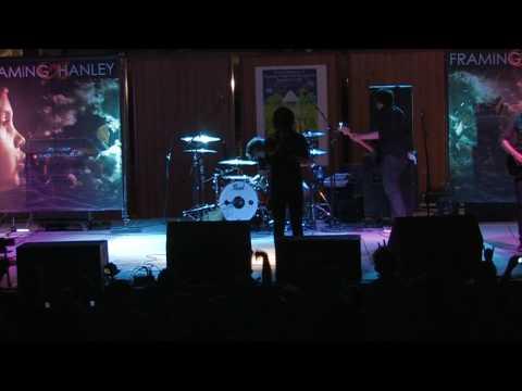 Framing Hanley (Live)- Hear Me Now