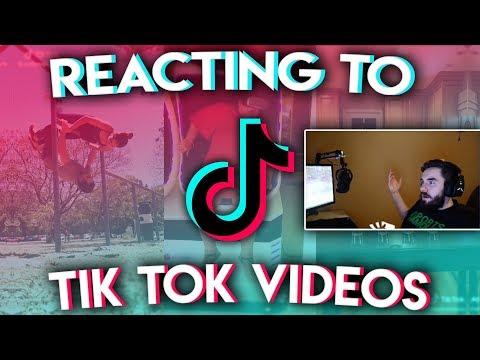 72HRS REACTS TO TIK TOK VIDEOS !!!