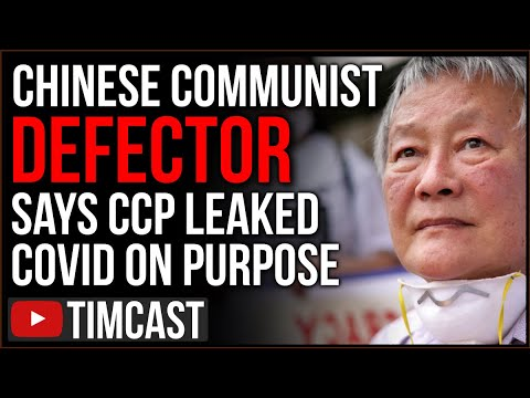 Download Chinese Communist Defector Says China INTENTIONALLY Released COVID, Warned The US In November 2019