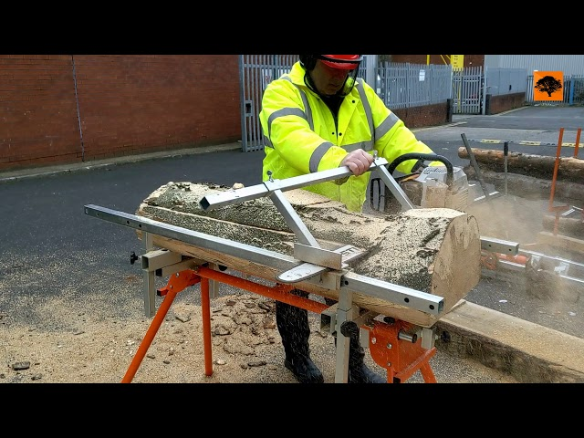 Forest Master Universal Woodworking Station (Cutting Coins & Slabs)