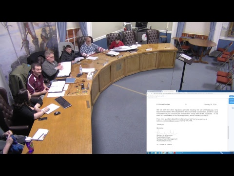 City of Plattsburgh, NY Planning Board  2-25-19