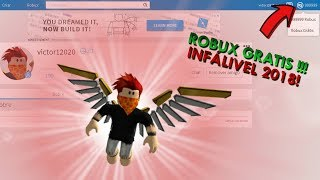 ROBLOX: HOW TO WIN ROBUX FREE!!! Victor