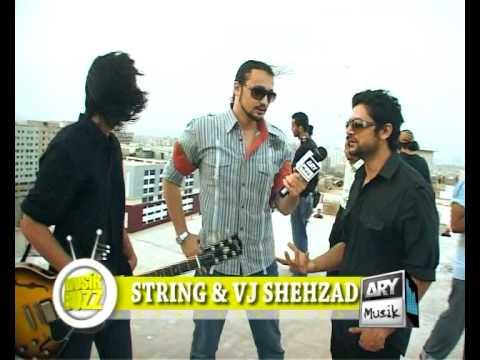 Atif & Strings VDO Making
