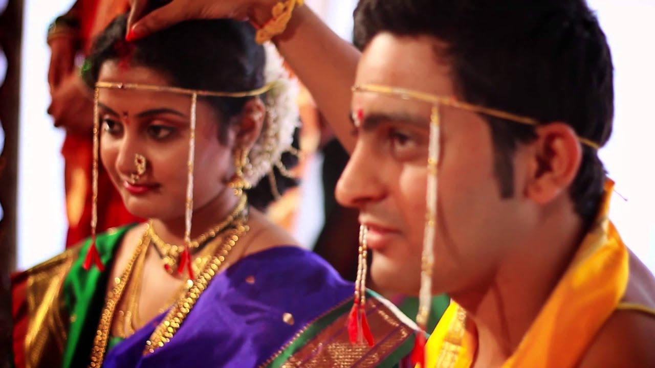 Pranjali and Ameya | Maharashtrian Wedding | Khandala ...  |Hindu Marathi Wedding