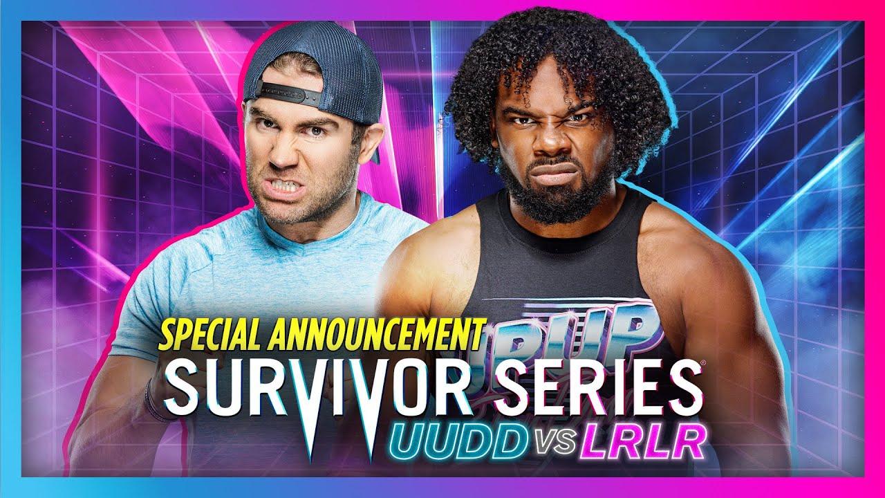 Download UUDD Survivor Series 2020 IS ON! - Team UpUpDownDown vs. Team LeftRightLeftRight