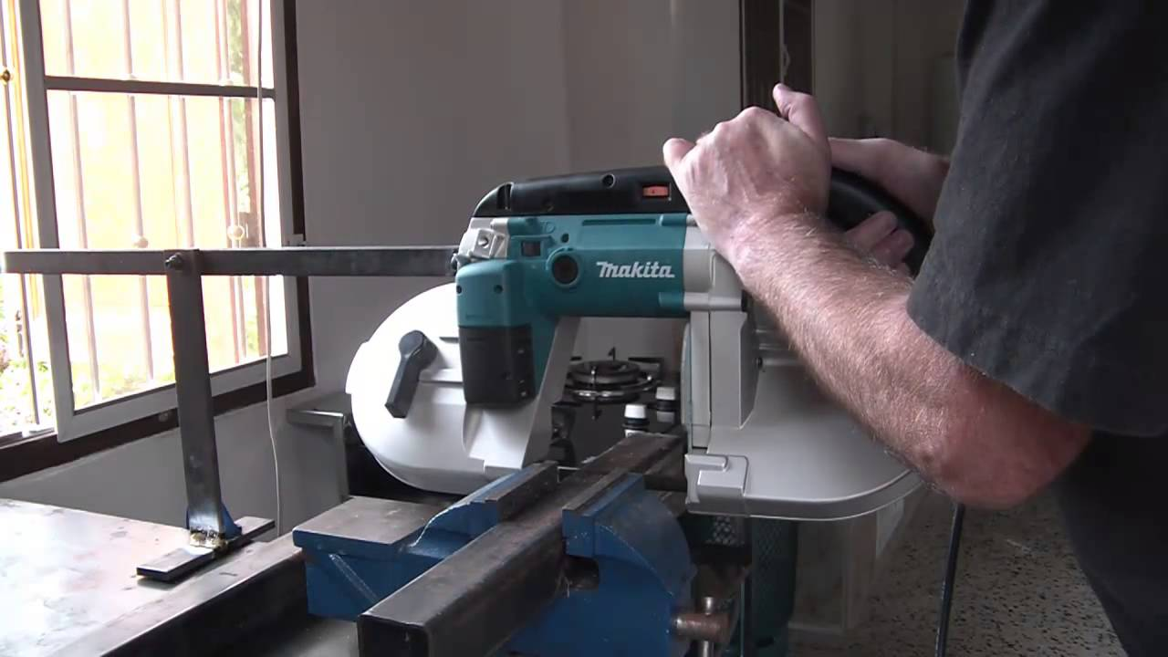 Makita 2107f Bandsaw Cut Off Holder Version 1a Youtube