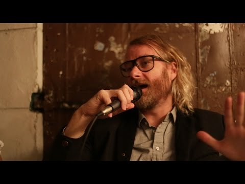 Matt Berninger on the next National album