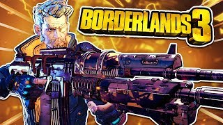 BORDERLANDS 3 Gameplay Preview (Live from E3!)