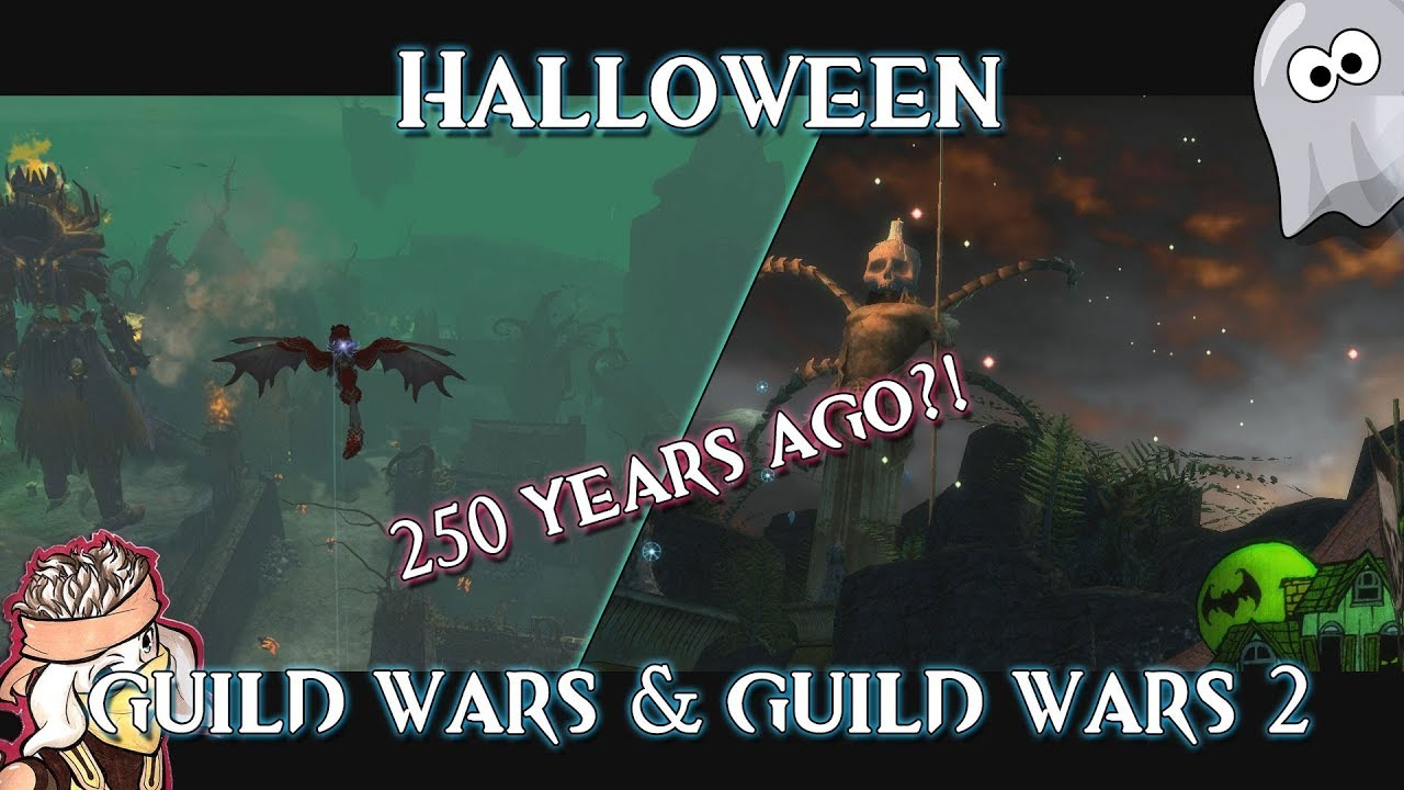 Visiting Halloween 2017 | Guild Wars & Guild Wars 2 | MAD KING ...