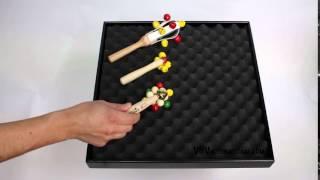 Jingle Stick - 1 Bell - 1+ video