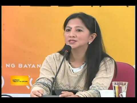 Kapihan Sa Media ng Bayan: El Niño and Water Supply