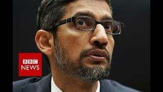 Google chief denies political bias claims - BBC News