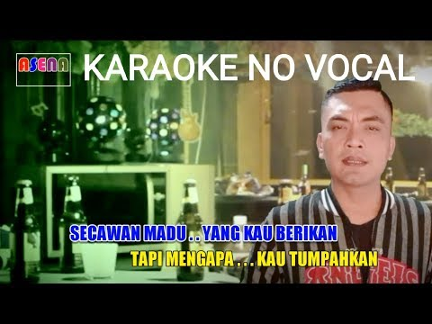 KARAOKE SECAWAN MADU NADA PRIA COVER VIA VALEN