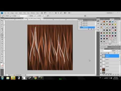 ( x ) Hair texture tutorial for IMVU