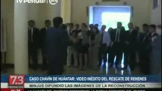 Chavín de Huántar: así fue la reconstrucción de la operación