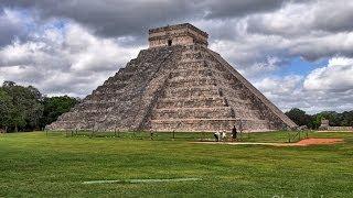 Мексика, Чичен-Ица (Chichen Itza)(Археологический комплекс Чичен-Ица (Chichen Itza) является самой посещаемой достопримечательностью полуострова..., 2014-01-15T08:49:24.000Z)