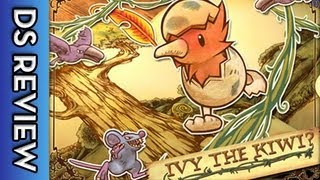 Ivy the Kiwi? [DS] Review - The Nintendo Critic