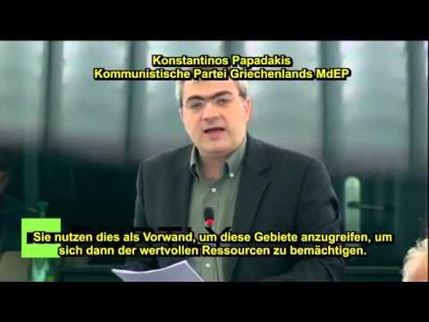 Klartext im EU-Parlament: IS eine Kreation der USA und ihrer Verbündeten
