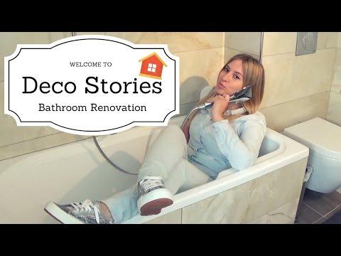 DECO STORIES : Πως ανακαίνισα το μπάνιο μου | artemis samara