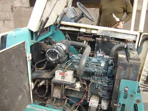 kubota v1505 diesel engine 4 cylinder youtube. Black Bedroom Furniture Sets. Home Design Ideas