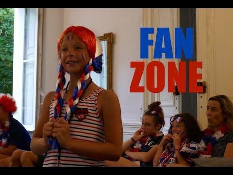 FAN ZONE Coupe du Monde 2018