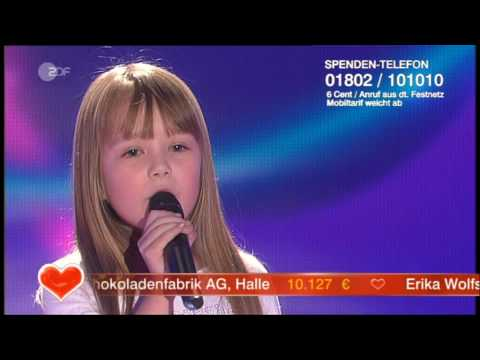 Connie Talbot / I Will Always Love You LIVE