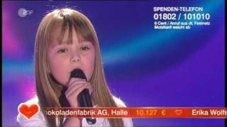 Connie Talbot / I Will Always Love You LIVE YouTube Videos