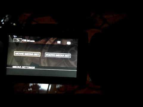 Cara Mengatasi Handycam Sony HDD Format Error