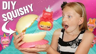 DIY Squishy Toys with Smooshins Surprise Maker - Does it Work??