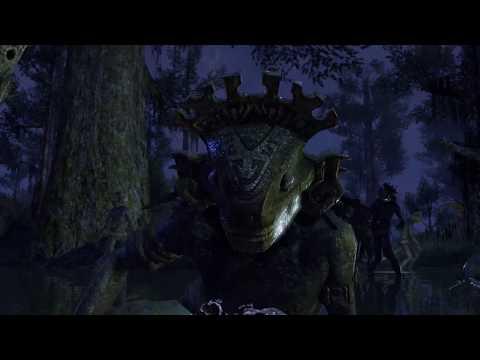 The Elder Scrolls Online | Murkmire DLC Trailer | ZeniMax Online Studios