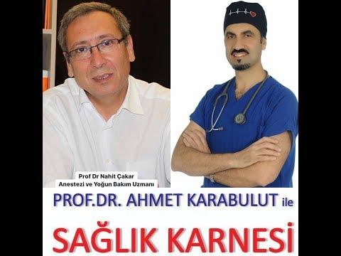 YOĞUN BAKIM TEDAVİSİ (BİLMENİZ GEREKENLER) - PROF DR NAHİT ÇAKAR - PROF DR AHMET KARABULUT