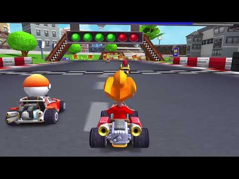 Boom Karts (붐 카트)