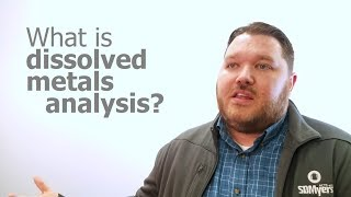 What is Dissolved Metals (ICP) analysis?