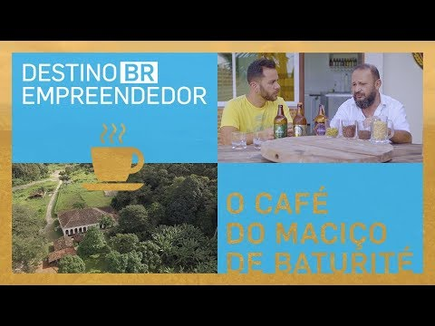 Destino Brasil Empreendedor l O café e as belezas do Ceará